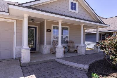 College Station Single Family Home For Sale: 3910 Tranquil Path