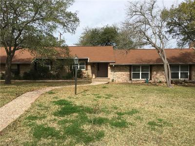 Bryan Single Family Home For Sale: 764 South Rosemary Drive