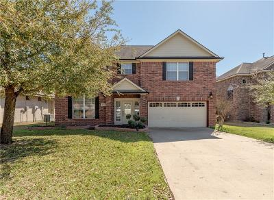 College Station Single Family Home For Sale: 2311 Carisbrooke Loop