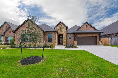 College Station Single Family Home For Sale: 2603 Somerton Court