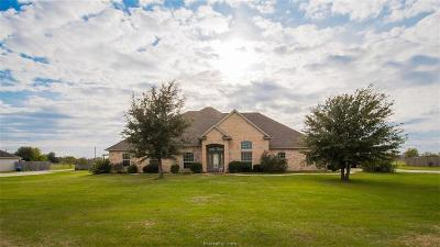 Bryan Single Family Home For Sale: 3245 Stampede Drve Drive