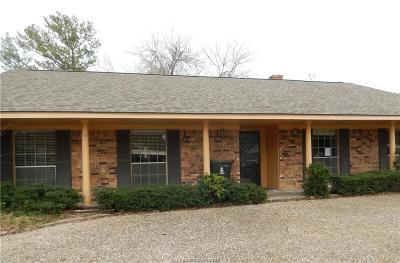 Bryan Single Family Home For Sale: 3817 Woodmere Drive