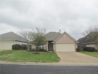 Bryan , College Station  Single Family Home For Sale: 3741 Essen Loop