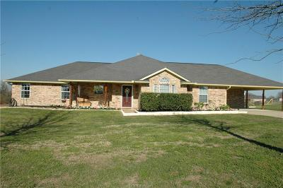 Bryan Single Family Home For Sale: 4888 North Country Drive