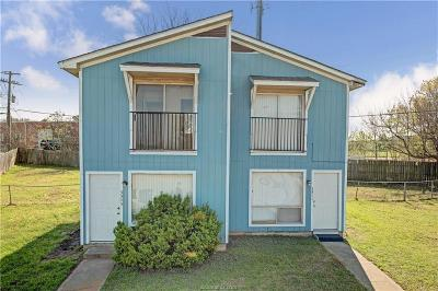 Brazos County Multi Family Home For Sale: 3345-3347 Lodgepole