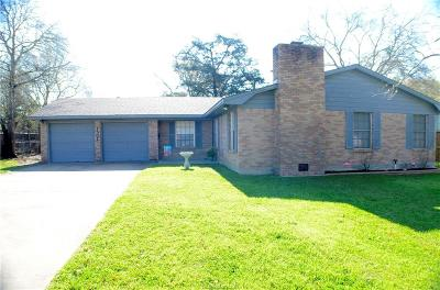 Bryan Single Family Home For Sale: 1301 Esther Boulevard