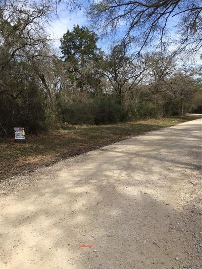 College Station Residential Lots & Land For Sale: Tract #3 Old Barker Ranch Road