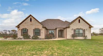 Bryan Single Family Home For Sale: 3394 Wickson Cove