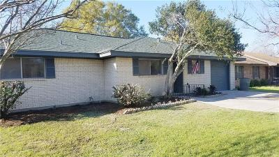 Bryan Single Family Home For Sale: 2406 Wilkes