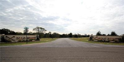 College Station TX Residential Lots & Land For Sale: $240,000