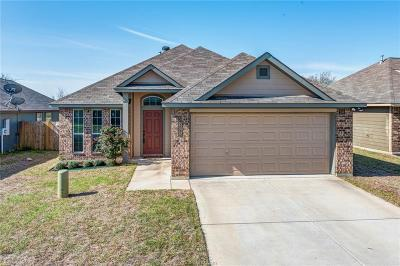 College Station Single Family Home For Sale: 5238 Sagewood Drive