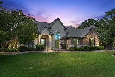 College Station TX Single Family Home For Sale: $579,900