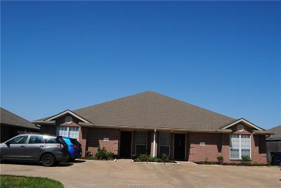Bryan , College Station Multi Family Home For Sale: 921 Willow Pond Street