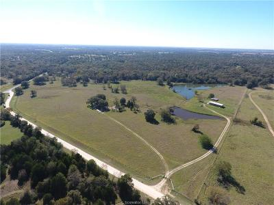 bryan Residential Lots & Land For Sale: 6705 Deep Well Road