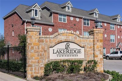 College Station Condo/Townhouse For Sale: 1198 Jones Butler Road #1004