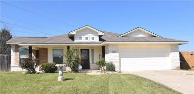 College Station Single Family Home For Sale: 2920 Horseback Court