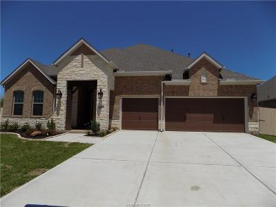 College Station Single Family Home For Sale: 4315 Egremont Court