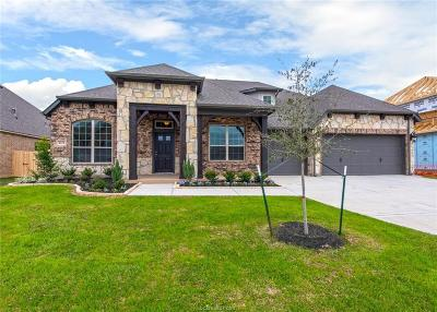 Brazos County Single Family Home For Sale: 4319 Egremont Court
