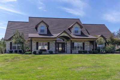 Grimes County Single Family Home For Sale: 9357 King Oaks Drive