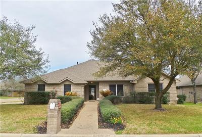 Bryan Single Family Home For Sale: 2301 North Pioneer Trail