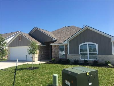 College Station Single Family Home For Sale: 4002 Lodge Creek