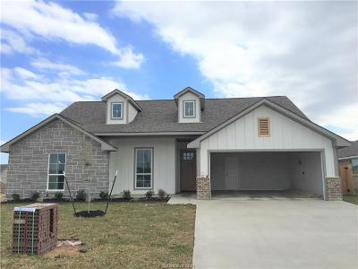College Station Single Family Home For Sale: 4004 Lodge Creek