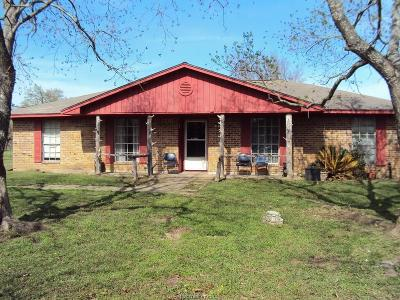 Bryan Single Family Home For Sale: 4648 North Fm 2038