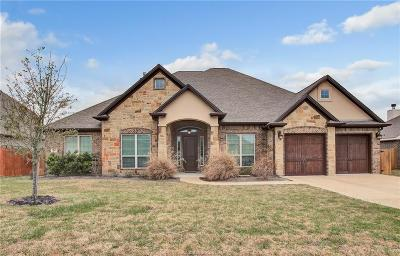 Bryan TX Single Family Home For Sale: $407,000