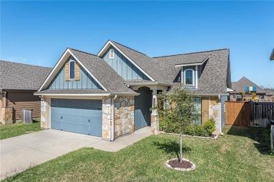 College Station TX Single Family Home For Sale: $218,750