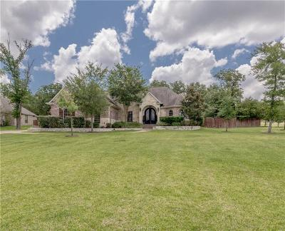 College Station Single Family Home For Sale: 4700 Johnson Creek Loop
