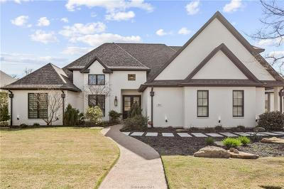 Bryan , College Stat Single Family Home For Sale: 3302 Willow Ridge Drive