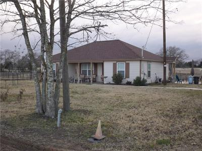 North Zulch Single Family Home For Sale: 950 South Zulch Street