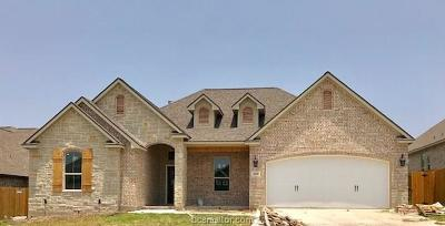 Bryan Single Family Home For Sale: 3208 Ashville Path