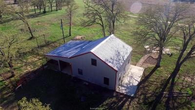 Milam County Single Family Home For Sale: 298 Cr 346