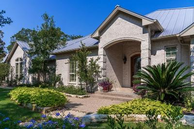 College Station Single Family Home For Sale: 3529 Chaco Canyon Drive