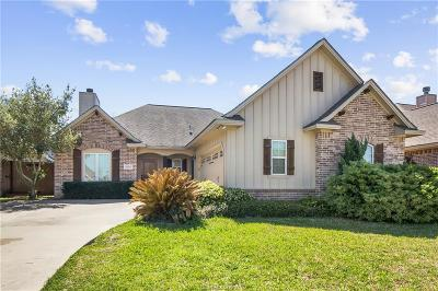 College Station Single Family Home For Sale: 4226 Rocky Rhodes Drive