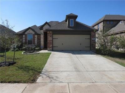 College Station TX Single Family Home For Sale: $267,000