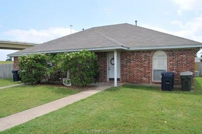 Bryan , College Station Multi Family Home For Sale: 1812 Treehouse Trail