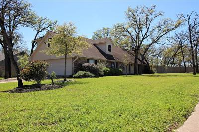 College Station Single Family Home For Sale: 1610 Emerald Parkway