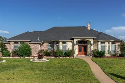 Brazos County Single Family Home For Sale: 800 Bethpage Court