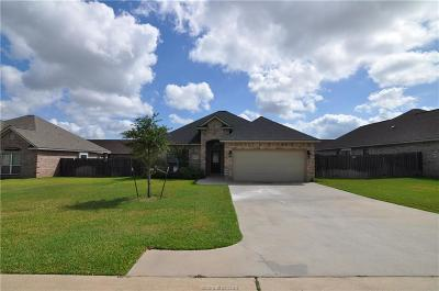 College Station Single Family Home For Sale: 3318 Keefer