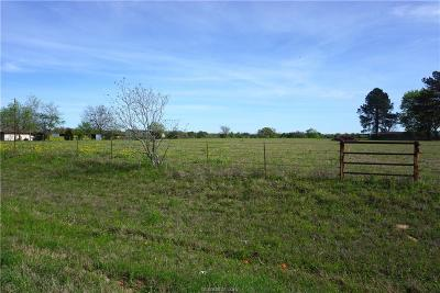 bryan Residential Lots & Land For Sale: 4474 Fm 2038