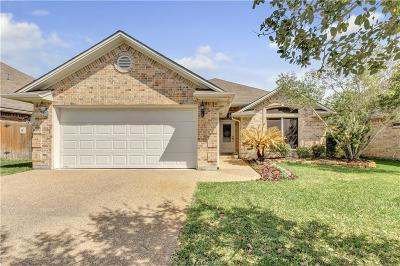 College Station Single Family Home For Sale: 4215 Drogo Court