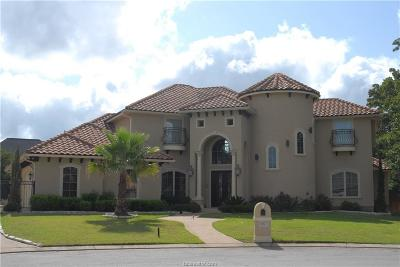 College Station Single Family Home For Sale: 5307 Jupiter Hills Court