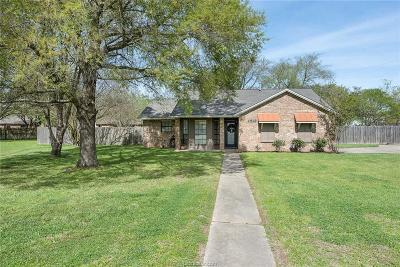 Bryan Single Family Home For Sale: 4513 Taft Court