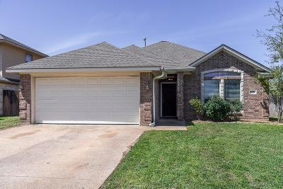 College Station Single Family Home For Sale: 919 Turtle Dove Trail