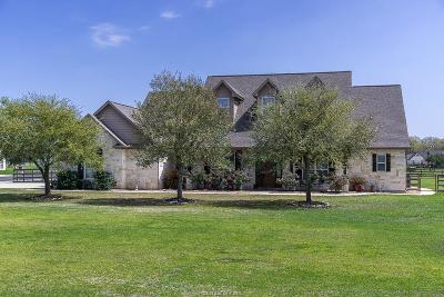 College Station TX Single Family Home For Sale: $595,000