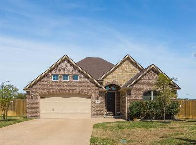 College Station TX Single Family Home For Sale: $309,900