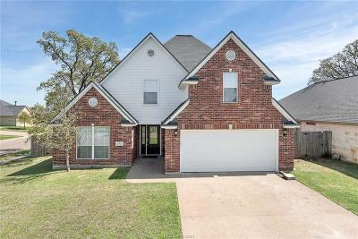 College Station Single Family Home For Sale: 936 Turtle Dove Trail