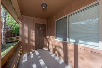 Bryan TX Condo/Townhouse For Sale: $107,500